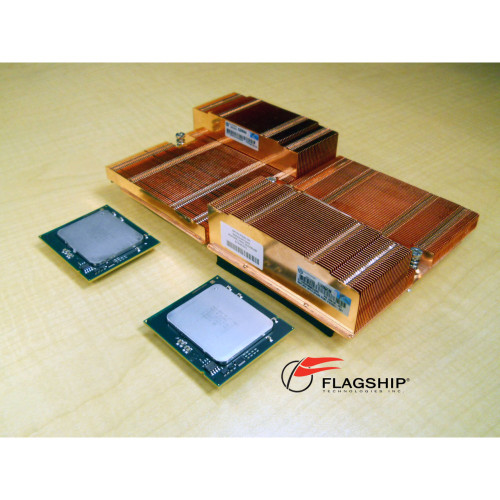 HP 643768-L21 Intel Xeon E7-4860 2.26GHz/24MB 10-Core (2P) Processor Kit via Flagship Tech