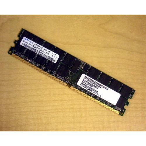 Sun 501-7792 2GB DDR2 667 CL5 ECC Reg Memory Module via Flagship Tech