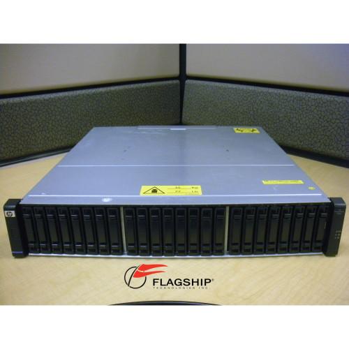 HP AP846A P2000 G3 MSA FC Dual Controller SFF with 24x 300GB 6G 10K SAS DP SFF