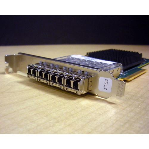 IBM EN15-82XX PCIe3 4-port 10 GbE SR Adapter FC CCIN 2CE3 via Flagship Tech