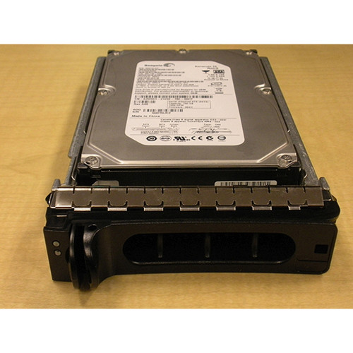 Dell JW551 Seagate ST3750640NS 750GB 7.2K RPM SATA 3Gbps 3.5in Hard Drive