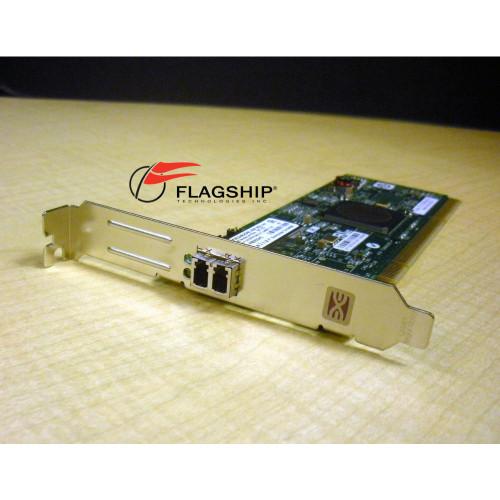 Sun LP11000 Emulex Lightpulse 4GB Single Channel PCI-X 2.0 266Mhz Fiber Host Bus Adapter via Flagship Tech
