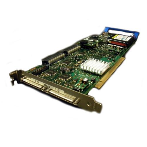 IBM 5737-9406 Controller 571B PCI-X DDR Dual Channel Ultra320 SCSI RAID 90MB Cache
