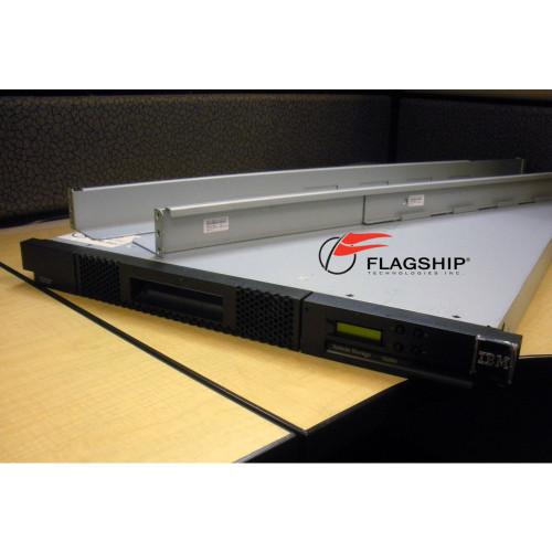IBM 3572-S5R 3527 LTO5 SAS Library 9 Slot 3572-S5H, TS2900 via Flagship Tech