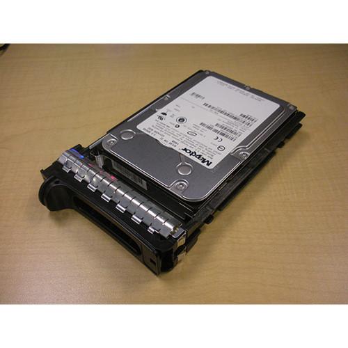 146GB 10K U320 SCSI 80Pin Hard Drive & Tray N4715 Maxtor Atlas for Dell PowerEdge