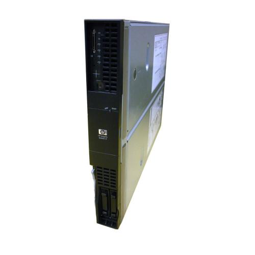 AD399A HP Integrity BL860c i2 Blade Server w/ 2x 1.7GHz QC 9350 192GB 2x 300GB 8Gb FC