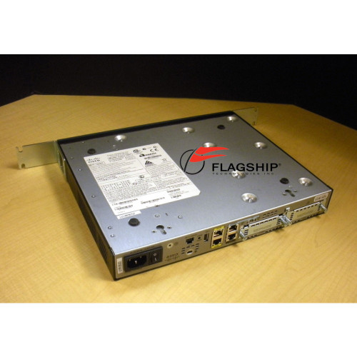 Cisco CISCO1921/K9 1921 Router with 2 onboard GE 256MB Flash 512MB DRAM