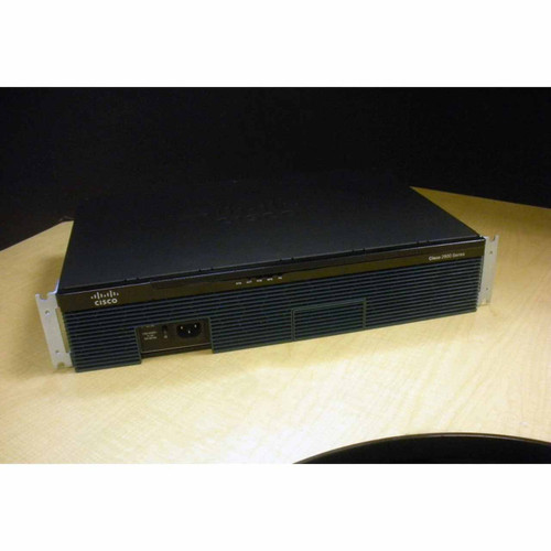 Cisco Cisco2911/K9 10/100/1000Mbps 2911 Integrated Services Router