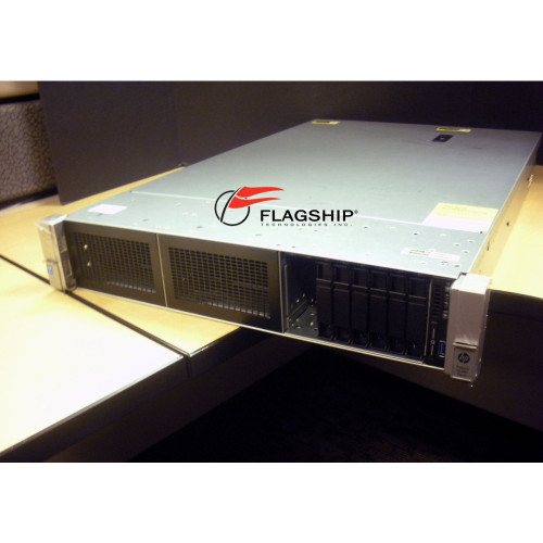 HP 752686-B21 Proliant DL380 Gen9 E5-2609v3 1P 8GB-R B140i 8SFF SATA 500W PS Entry Server via Flagship Technologies, Inc - Flagship Tech