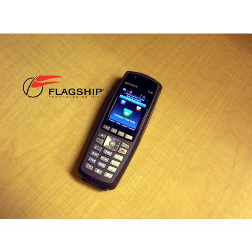 SpectraLink 2200-37150-001 8440 Wireless Handset Black via Flagship Technologies, Inc - Flagship Tech