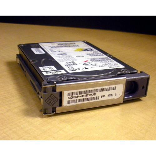 Sun 390-0179 146GB 10K RPM 80 Pin 3.5 Inch Hot Swap SCSI via Flagship Tech