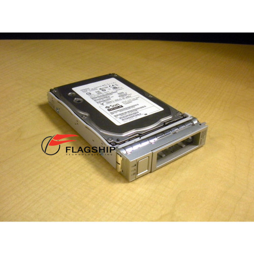 "SUN 390-0483 600GB 15K RPM 3.5"" SAS Hard Drive w/o bracket  IT Hardware via Flagship Technologies, Inc - Flagship Tech"