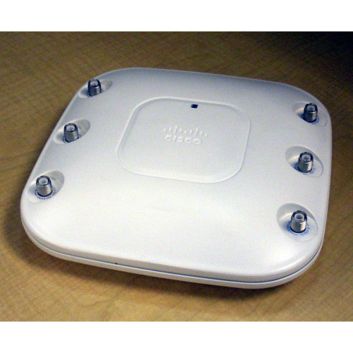 Cisco AIR-CAP3502E-A-K9 Dual-Band Wireless Access Point With Mounting Bracket IT Hardware via Flagship Tech