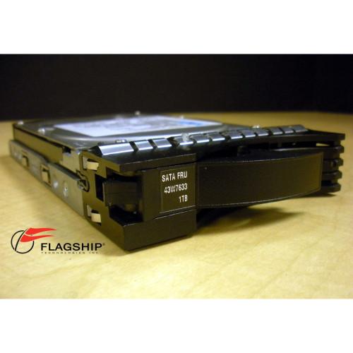 IBM 43W7630 43W7633 5561 1TB 7.2K 3Gb SATA Dual Port Hot Swap Hard Drive DS3400 IT Hardware via Flagship Technologies, Inc, Flagship Tech, Flagship