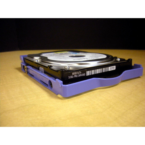 IBM 39M4500 eServer 80GB SATA Hard Drive IT Hardware via Flagship Technologies, Inc, Flagship Tech, Flagship