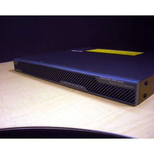 Cisco ASA5550-K8 Firewall Edition w/ ASA SSM-4GE-INC Module via Flagship Tech