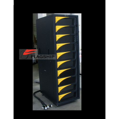 HP QL258B 3PAR 2-meter w/Redundant PDU Pair Cabinet Kit IT Hardware via Flagship Tech