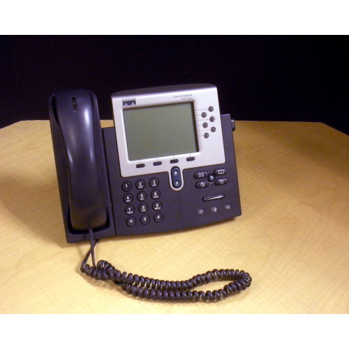 Cisco CP-7961G Unified IP Phone 7961G IT Hardware via Flagship Technologies, Inc, Flagship Tech, Flagship
