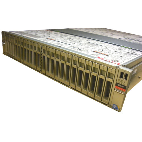 Sun X4270M2 2X 3.06Ghz X5675 6-Core 24 Bay 48GB RAM 6X 146GB 10K Drives RAID Adapter via Flagship Tech