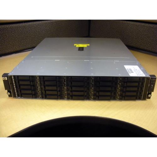 "HP AJ941A StorageWorks D2700 Disk Enclosure 25-Bay 2U 2.5"" SFF SAS via Flagship Tech"