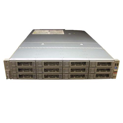 Sun X4-2L 2X 2.6Ghz 8 Core 64GB RAM 12X 4TB 7066824 via Flagship Tech