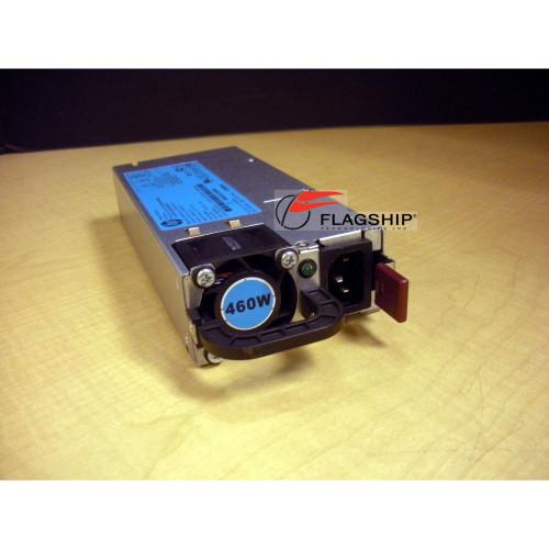 HP 536404-001 460W Common Slot Gold Hot Plug Power Supply IT Hardware via Flagship Technologies, Inc, Flagship Tech, Flagship