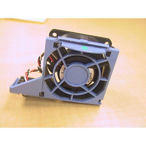 Dell PowerEdge 2650 CPU Rear Fan Assembly 5J294 8J202