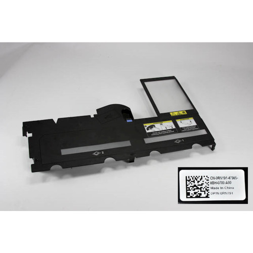 Dell RN191 PowerEdge 1950 Plastic DIMM Cooling Shroud Cover