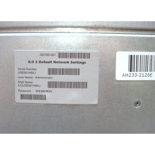 HP AM438A DL785 G6 8439SE 4P 64GB 8SFF Rackmount Server