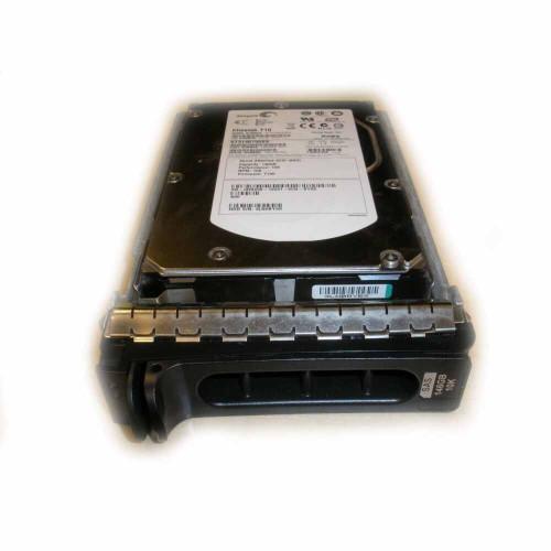 Dell WR711 Hard Drive 146GB 10K SAS 3.5in