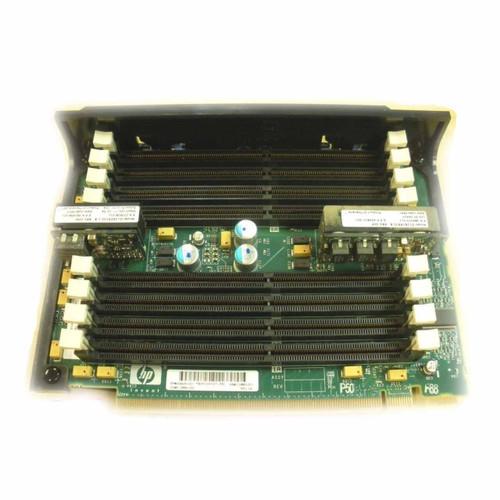 HP 409430-001 8-Slot Memory Riser Board