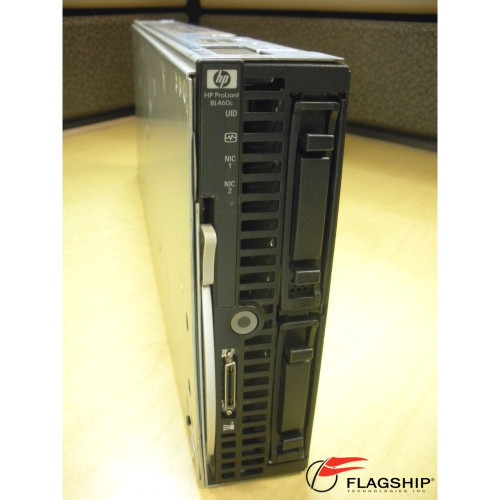 HP 435459-B21 BL460c G1 X5355 QC 2.66GHz (1P), 2GB Blade Server