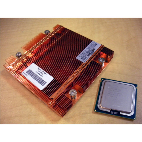 HP 435563-B21 436151-001 Xeon E5320 QC 1.86GHz Processor Kit for BL460c G1 via Flagship Tech