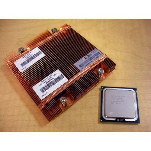 HP 435565-B21 438363-001 Xeon X5355 QC 2.66GHz/8MB Processor Kit for BL460c G1 via Flagship Tech