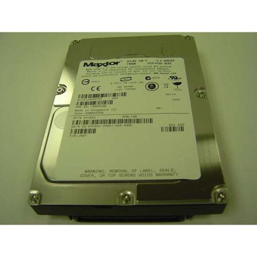 Dell YC952 Maxtor 8J147J0 146GB 10K U320 SCSI 80PIN Hard Drive via Flagship Tech