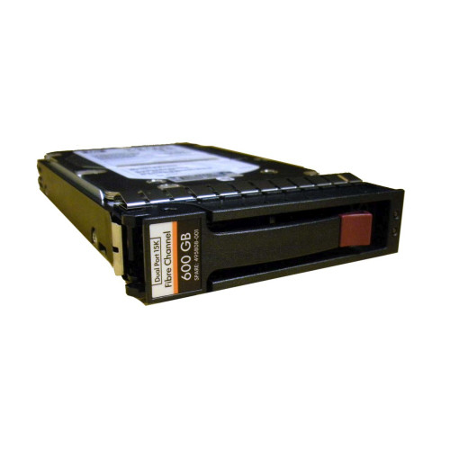 HP AJ872B 495808-001 600GB 15K FC M6412 EVA Hard Drive via Flagship Tech
