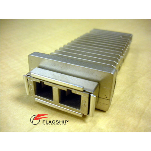 Cisco X2-10GB-SR  Dual SC Connector 10GBASE-SR X2 Transceiver Module for MMF
