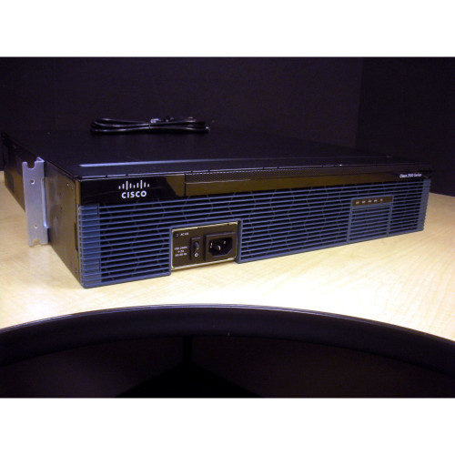 Cisco CISCO2921-SEC/K9 Integrated Services Router with Security Bundle IT Hardware via Flagship Tech