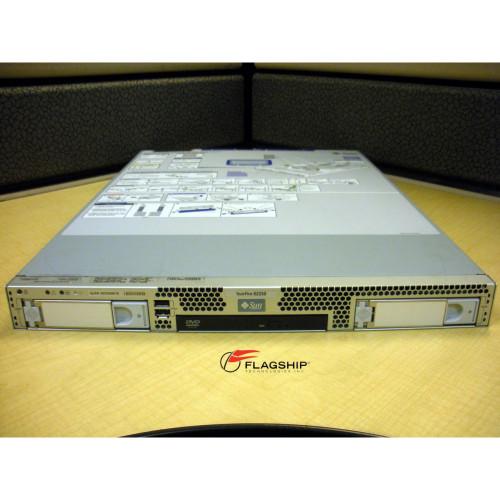 Sun X2250 2X 3.0GHZ Quad Core 16GB RAM 2X 250GHZ SATA Disk DVD IT Hardware via Flagship Technologies, Inc, Flagship Tech, Flagship, Tech, Technology, Technologies
