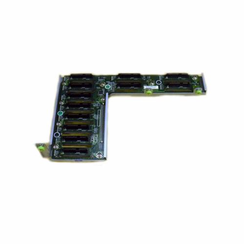 Sun 540-7688 12 Slot Disk Backplane Assembly 371-3649