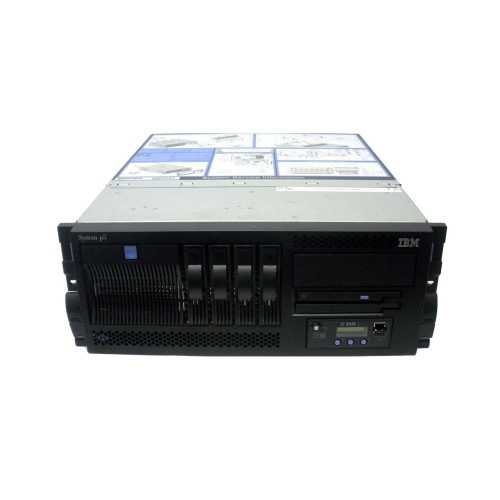 IBM 9131-52A p5 52A 0X0 Server POWER5 IT Hardware via Flagship Tech