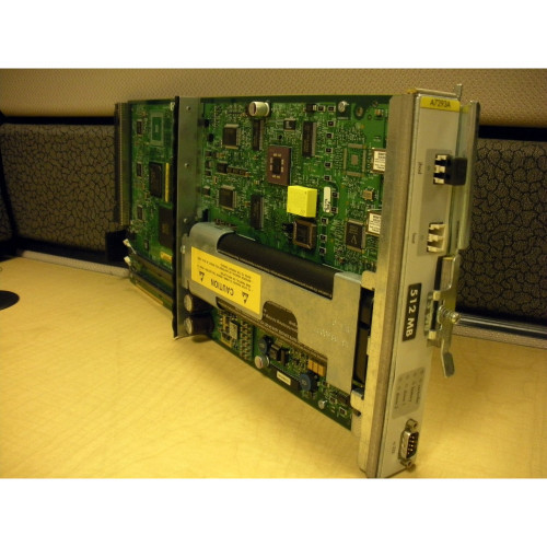 HP A7293A VA7110 Virtual Array Controller with Battery NO CACHE