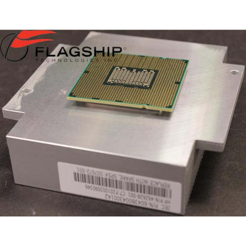 588066-B21 HP X5650 2.66GHz/12MB Six Core Processor for DL360 G7 top down upside pins exposed