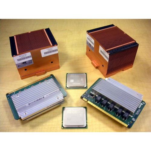 HP 448193-B21 448405-001 AMD 8356 2.3GHz QC (2P) Processor Kit for DL585 G5 via Flagship Tech