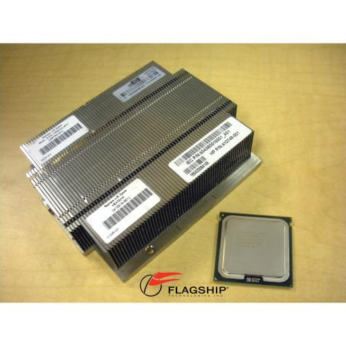 HP 457947-B21 Xeon L5240 3.0GHz/6MB Dual Core Processor Kit for DL360 G5 via Flagship Tech