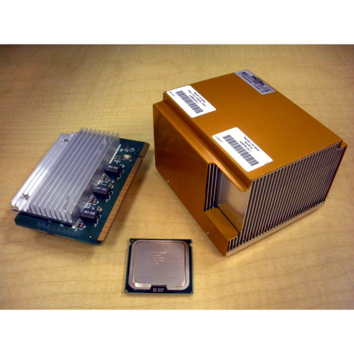 HP 437939-B21 438363-001 Xeon X5355 2.66GHz/8MB QC Processor Kit for DL380 G5 via Flagship Tech