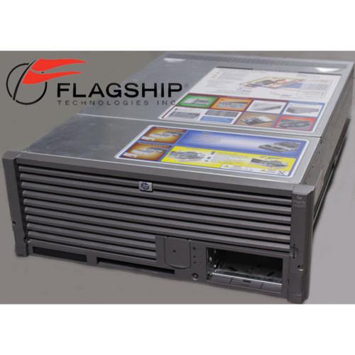 HP A7124A rp4440 4-Way 800MHz PA8800 16GB 2x 146GB DVD RPS machine
