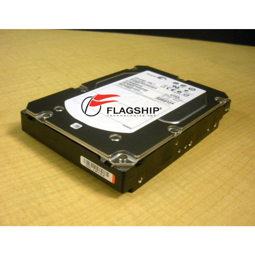 "SEAGATE ST3600057FC 600GB 15K Fibre Channel C 3.5"" Hard Drive via Flagship Tech"