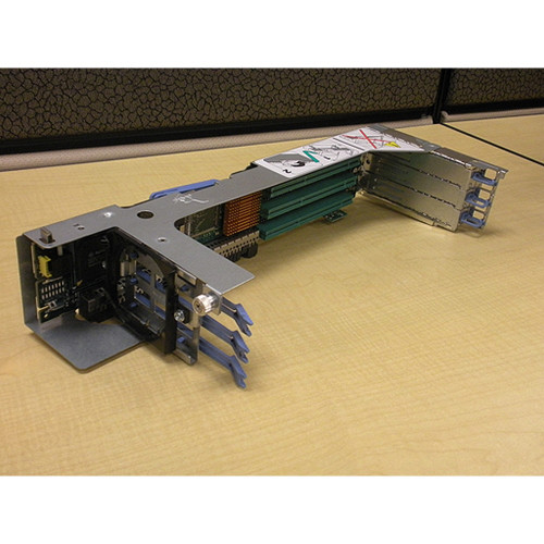 Dell PowerEdge 2650 PCI-X Riser Board & Cage V2 D6076