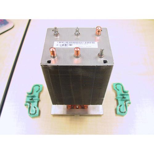 Dell Precision 670 470 PowerEdge SC1420 CPU Heatsink & Clips F3543 All